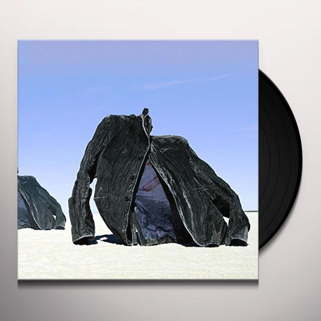 Hammock RAISING YOUR VOICE...TRYING TO STOP AN ECHO Vinyl Record - 180 Gram Pressing