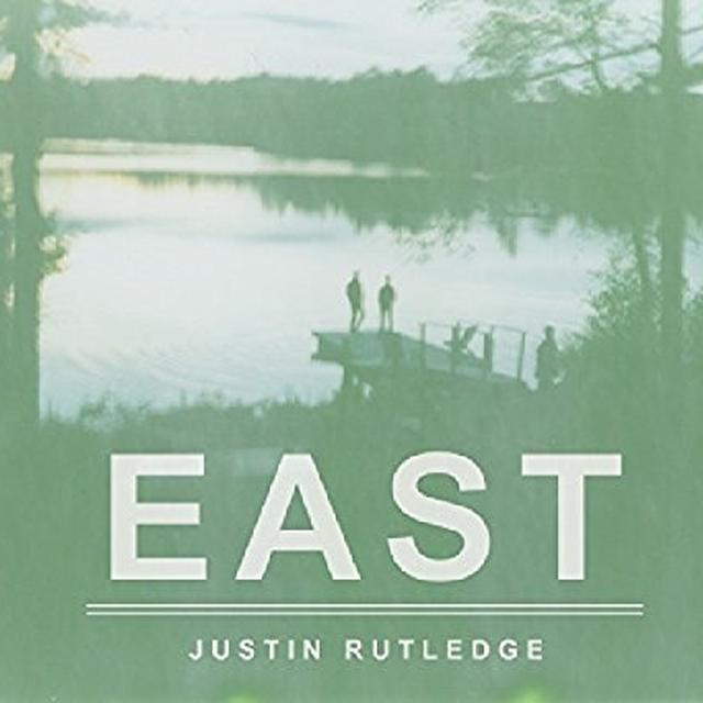 Justin Rutledge EAST Vinyl Record