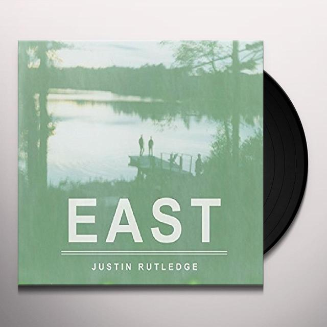 Justin Rutledge EAST Vinyl Record