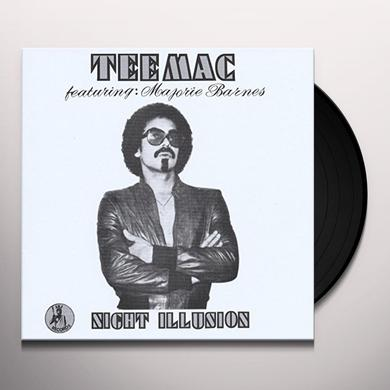 Tee Mac NIGHT ILLUSION Vinyl Record