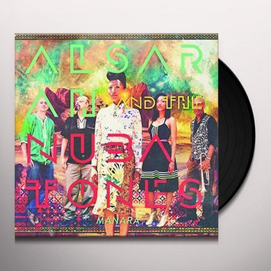 ALSARAH & NUBATONES MANARA Vinyl Record