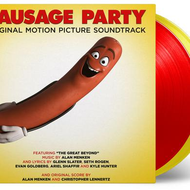 SAUSAGE PARTY / O.S.T. (GATE) (LTD) (OGV) (RED) SAUSAGE PARTY / O.S.T. Vinyl Record
