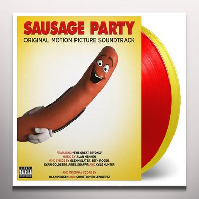 SAUSAGE PARTY / O.S.T. (GATE) (LTD) (OGV) (RED) SAUSAGE PARTY / O.S.T. Vinyl Record - Gatefold Sleeve, Limited Edition, 180 Gram Pressing, Red Vinyl