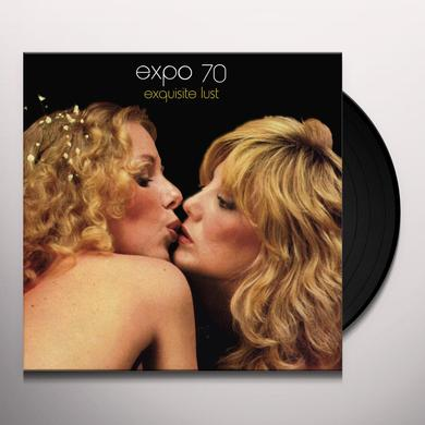 Expo 70 EXQUISITE LUST (10TH ANNIVERSARY) Vinyl Record