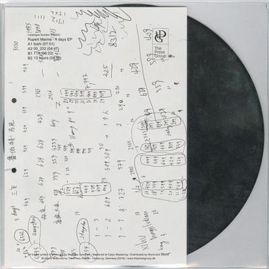 Rupert Marnie 4 DAYS Vinyl Record
