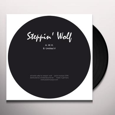 STEPPIN' WOLF W.K. Vinyl Record