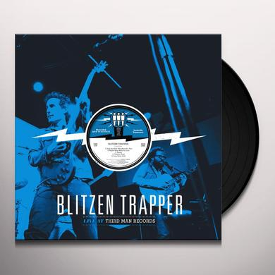 Blitzen Trapper LIVE AT THIRD MAN RECORDS Vinyl Record