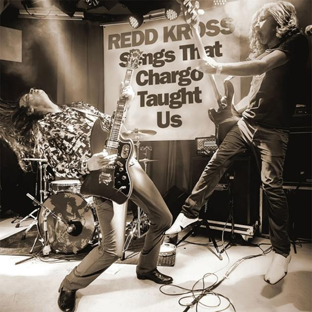 REDD KROSS / SIDE EYES SONGS THAT CHARGO TAUGHT US Vinyl Record