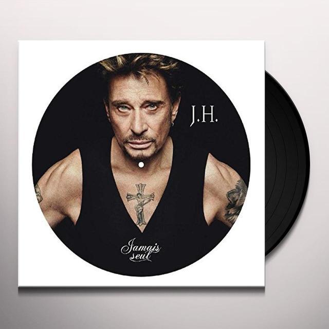 Johnny Hallyday JAMAIS SEUL (HK) Vinyl Record
