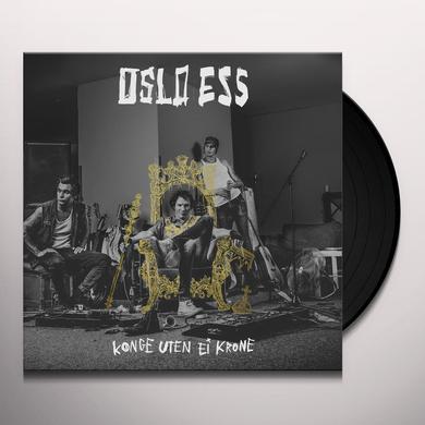 Oslo Ess KONGE UTEN EI KRONE Vinyl Record