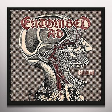 Entombed Ad DEAD DAWN    (GER) Vinyl Record - Colored Vinyl, Gatefold Sleeve, White Vinyl