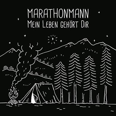 Marathonmann MEIN LEBEN GEHORT DIR Vinyl Record - w/CD, Colored Vinyl, Gatefold Sleeve, Yellow Vinyl