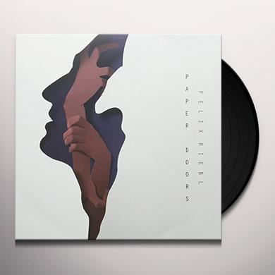 Felix Riebl PAPER DOORS Vinyl Record