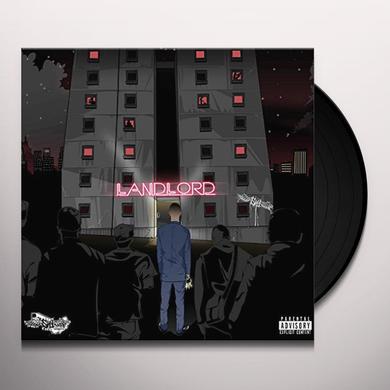 Giggs LANDLORD Vinyl Record