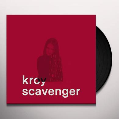 KROY SCAVENGER Vinyl Record