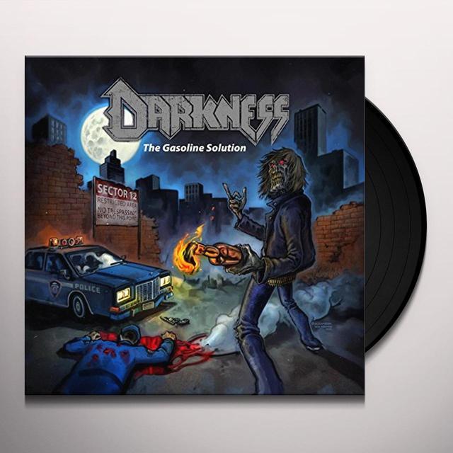 The Darkness GASOLINE SOLUTION Vinyl Record - UK Import