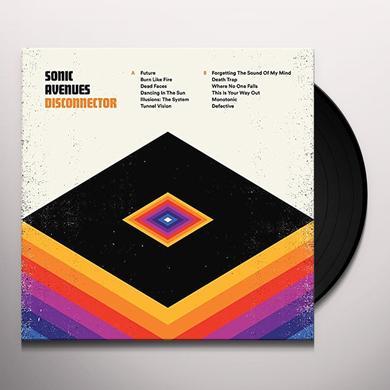 SONIC AVENUES DISCONNECTOR Vinyl Record - Canada Import