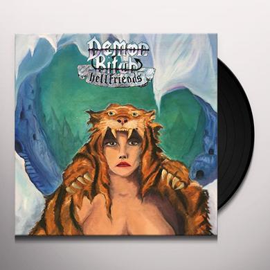 Demon Bitch HELLFRIENDS Vinyl Record - UK Import