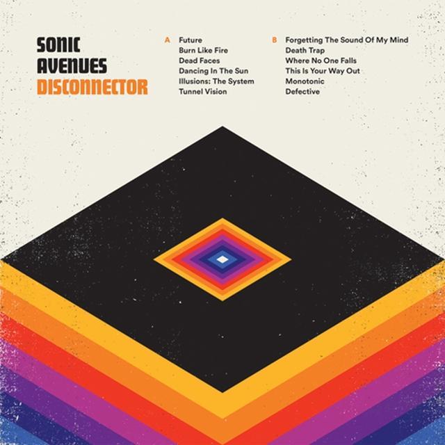 SONIC AVENUES DISCONNECTOR Vinyl Record