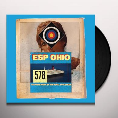 ESP OHIO STARTING POINT OF THE ROYAL CYCLOPEAN Vinyl Record