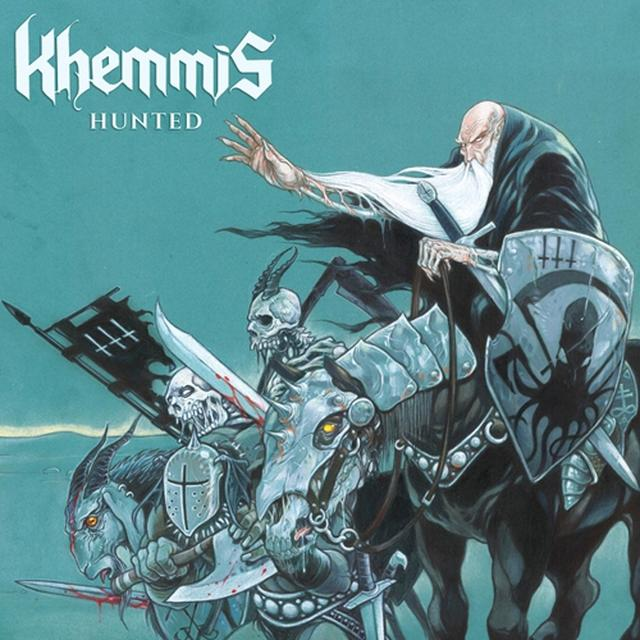 KHEMMIS HUNTED Vinyl Record
