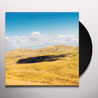 Naim Amor / John Convertino WESTERN SUITE & SIESTA SONGS Vinyl Record
