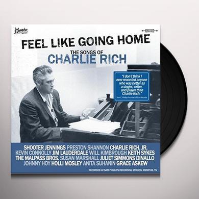 FEEL LIKE GOING HOME (SONGS OF CHARLIE RICH) / VAR Vinyl Record
