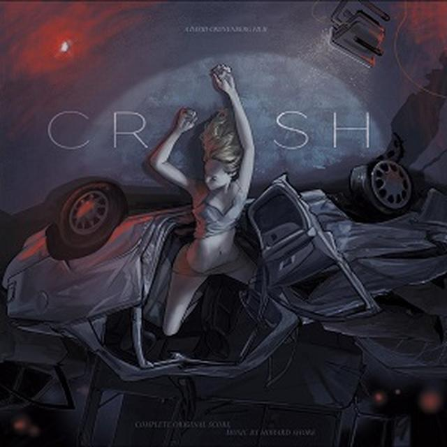 Howard Shore CRASH (1996) / O.S.T. Vinyl Record
