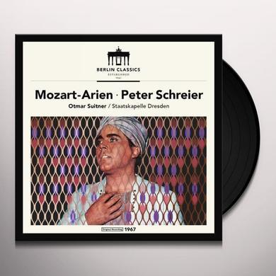 MOZART / SCHREIER / DRESDEN MOZART OPERA ARIAS Vinyl Record