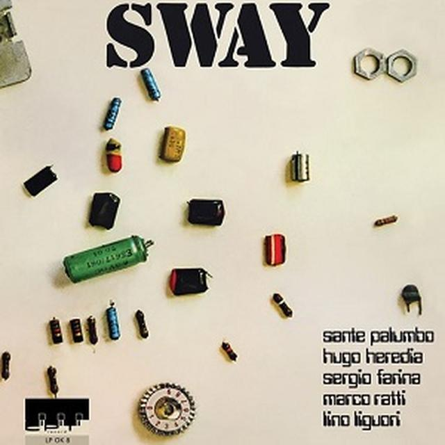SANTE PALUMBO ORCHESTRA SWAY Vinyl Record