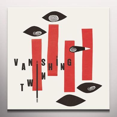VANISHING TWIN CHOOSE YOUR OWN ADVENTURE Vinyl Record - White Vinyl