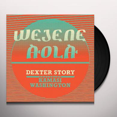 Dexter Story WEJENE AOLA Vinyl Record