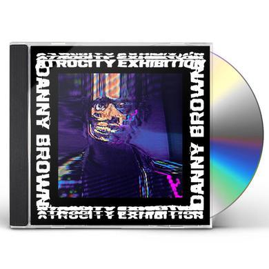 Danny Brown ATROCITY EXHIBITION CD