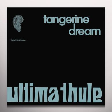 Tangerine Dream ULTIMA THULE Vinyl Record - Clear Vinyl