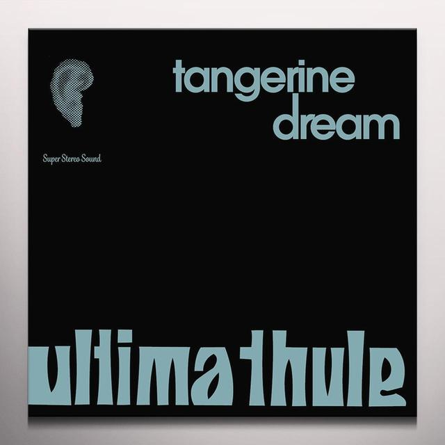 Tangerine Dream ULTIMA THULE Vinyl Record - Clear Vinyl