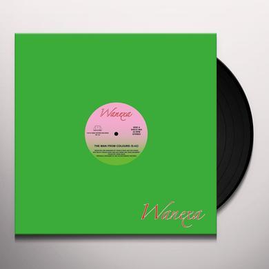 WANEXA MAN FROM COLOURS Vinyl Record