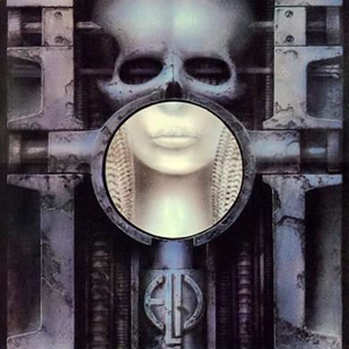 Emerson Lake & Palmer BRAIN SALAD SURGERY Vinyl Record