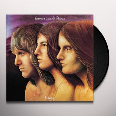 Emerson Lake & Palmer TRILOGY Vinyl Record