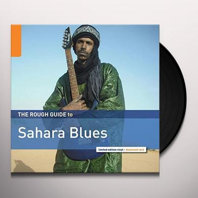 ROUGH GUIDE TO SAHARA BLUES / VARIOUS Vinyl Record