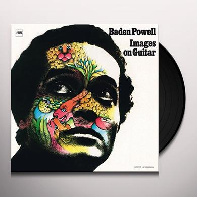 Baden Powell / J Waleyne IMAGES ON GUITAR Vinyl Record