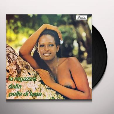 Piero Umiliani / Various LA RAGAZZA DALLA PELLE DI LUNA Vinyl Record
