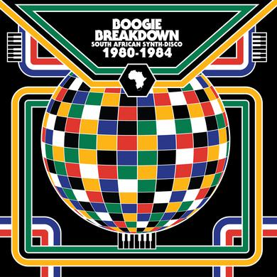 BOOGIE BREAKDOWN: SOUTH AFRICAN SYNTH-DISCO / VAR Vinyl Record