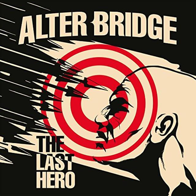 Alter Bridge LAST HERO Vinyl Record - Gatefold Sleeve