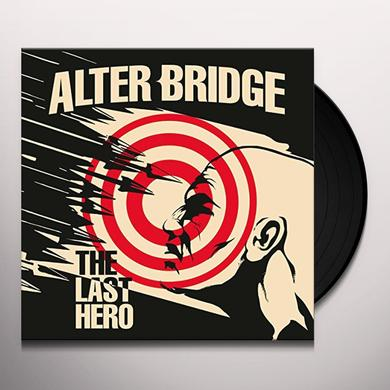 Alter Bridge LAST HERO Vinyl Record - Gatefold Sleeve