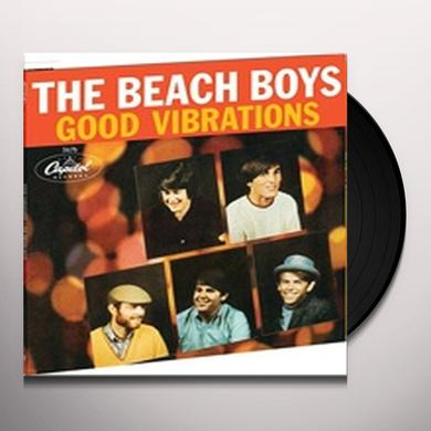 The Beach Boys GOOD VIBRATIONS 50TH ANNIVERSARY Vinyl Record