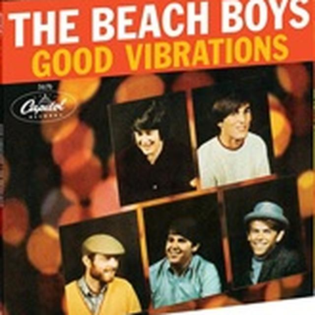 The Beach Boys GOOD VIBRATIONS 50TH ANNIVERSARY Vinyl Record