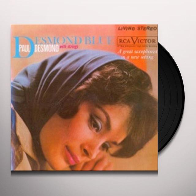 Paul Desmond DESMOND BLUE Vinyl Record - Limited Edition