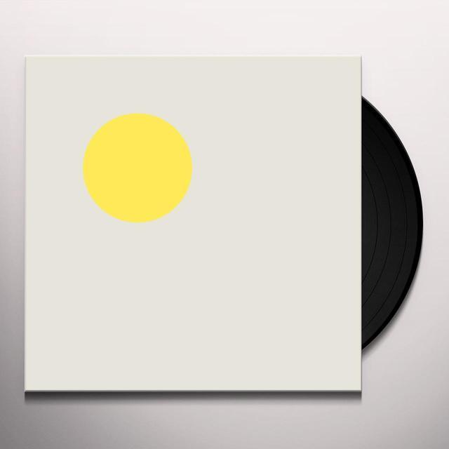Justus Köhncke AN ELLE Vinyl Record