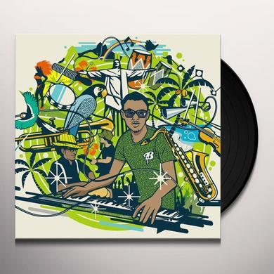 Swindle CONNECTA Vinyl Record