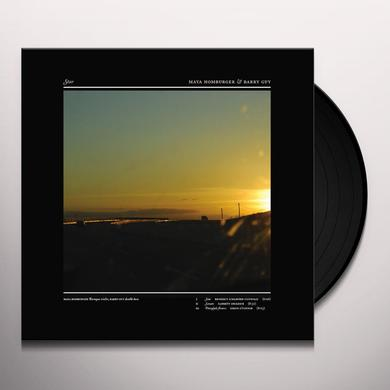 Maya Homburger / Barry Guy STAR Vinyl Record